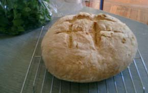 apparently, this is called a round 'boule'